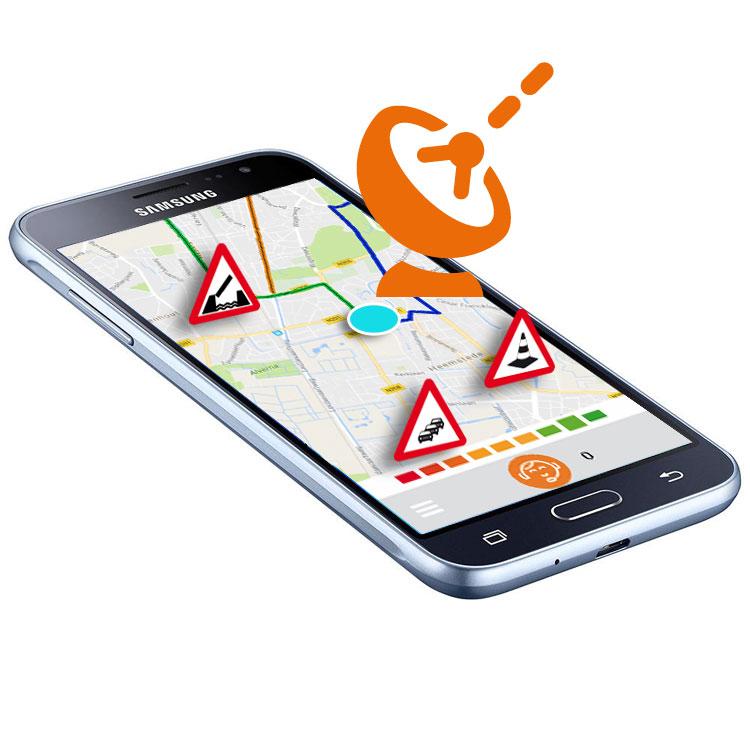 Locatie gebaseerde apps