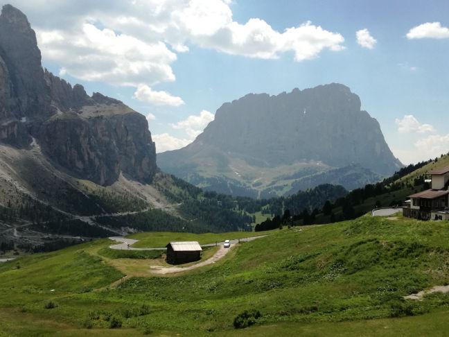 Dolomites4Life - De Dolomieten tijdens de fietstocht